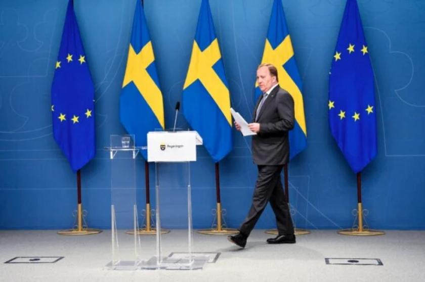 El gobierno sueco cae derrocado por el parlamento y debe renunciar o llamar a elecciones