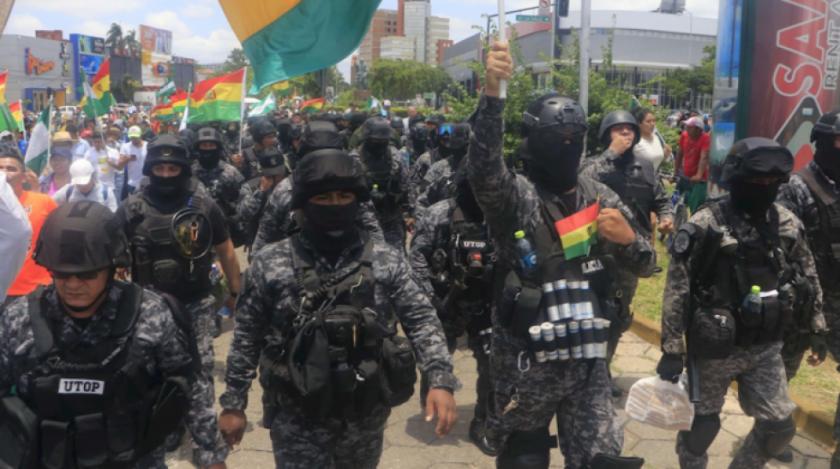 Policías pasivos ven injerencia política partidaria en proyecto de Ley de Ascensos