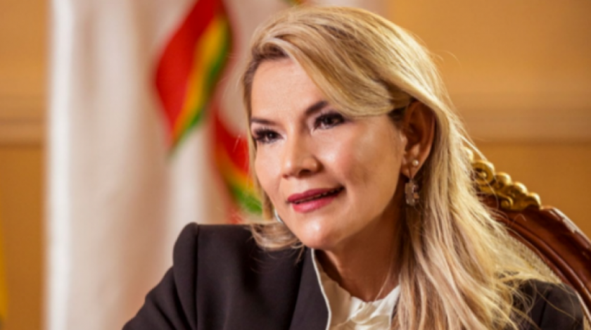 Jueza rechaza que Añez afronte juicio de responsabilidad por designación ilegal en EBA