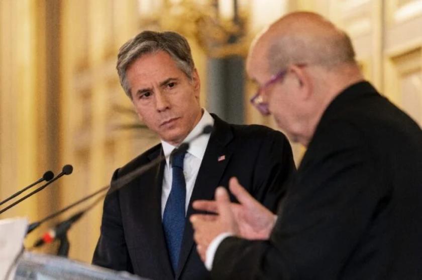 EEUU y Francia advierten a Irán de que se está agotando el tiempo para salvar el acuerdo nuclear
