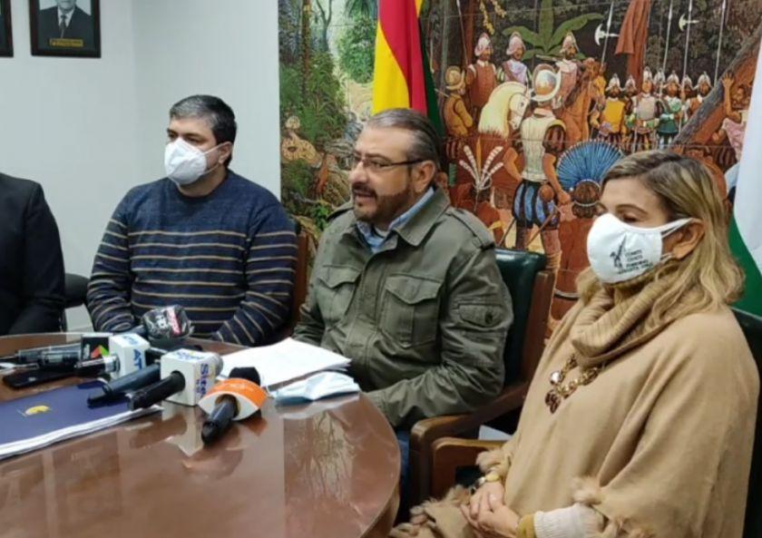 El Comité Cívico Pro Santa Cruz denuncia 'cacería' contra exfuncionarios del gobierno de Añez