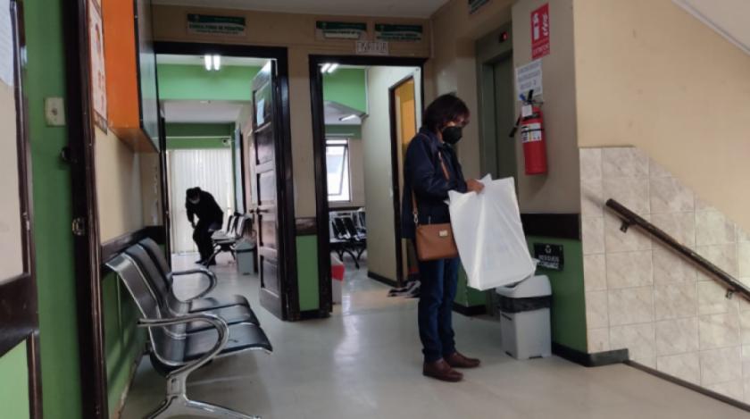 Defensoría del Pueblo advierte que sólo hay 135 UTIs para pacientes Covid-19 en hospitales de la CNS