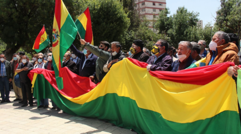 Militares del servicio pasivo declaran emergencia por proceso a excomandantes