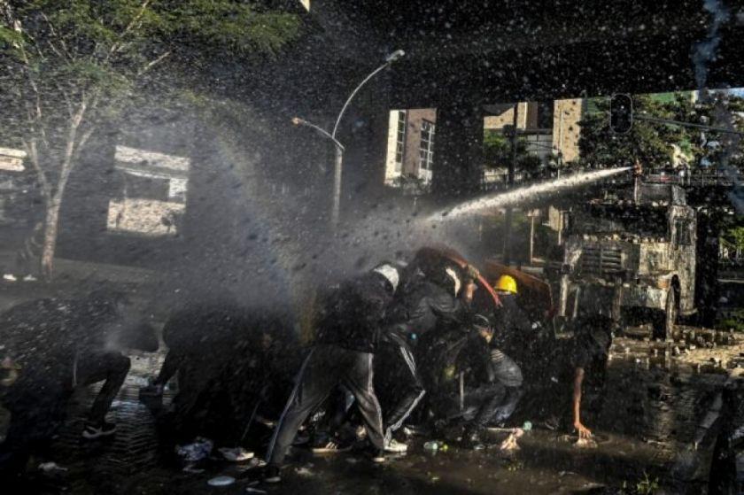 CIDH fustiga a Colombia por el trato desproporcionado y letal de protestas