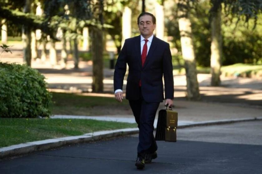 """El ministro español de Exteriores pide a Cuba la liberación """"inmediata"""" de una periodista detenida"""