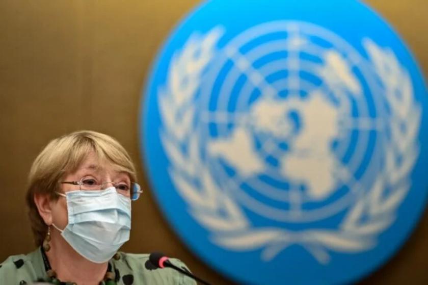 Bachelet pide la liberación de manifestantes e insta al diálogo en Cuba
