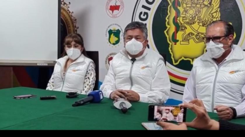 Médicos ante demora de segundas dosis de Sputnik-V: Bolivia no puede ser conejillo de indias