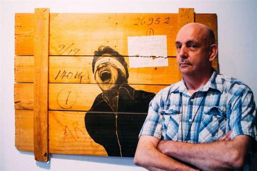 Murió Roberto Valcárcel, el artista que el Senado no quiso distinguir