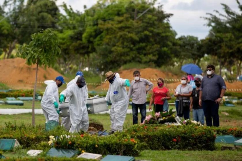 Brasil suspende ensayos clínicos de la vacuna india Covaxin