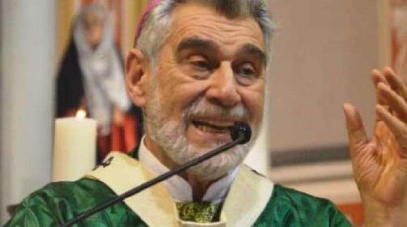 Monseñor Gualberti afirma que hablar contra la vacuna anticovid es un pecado grave