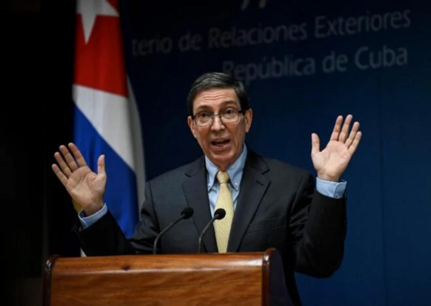 Francia refuerza la seguridad de la embajada de Cuba tras ataque con cócteles molotov