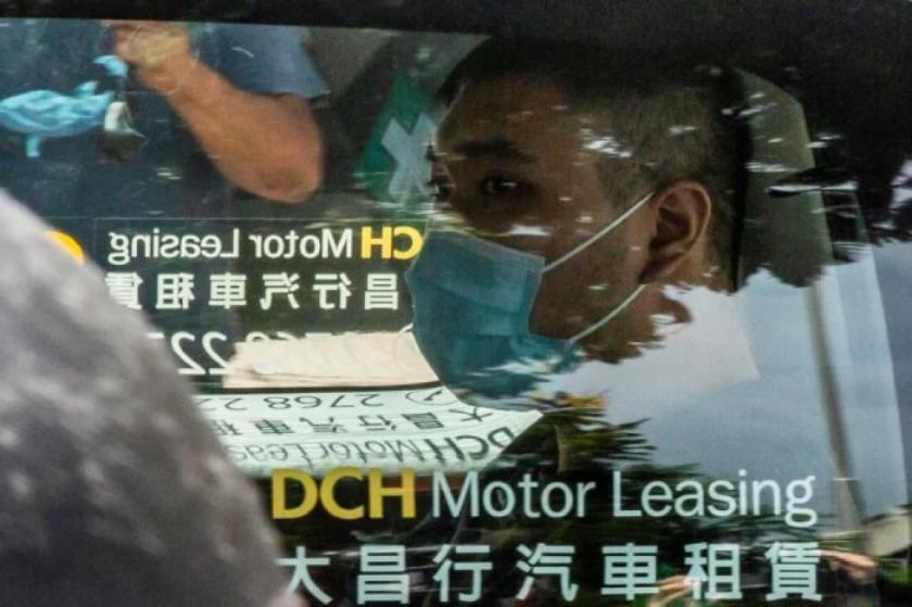 Tribunal de Hong Kong condena a un hombre en primer juicio con ley de seguridad nacional
