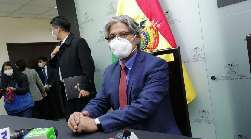 Procurador afirma que audiencia de Murillo fue confirmada para el 9 de agosto