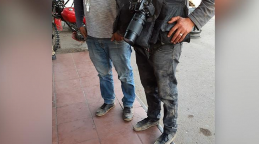 Reportan que avasalladores de tierras atacan a equipo de prensa del diario Los Tiempos en Cochabamba