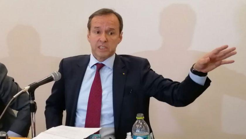 Jorge Quiroga ve silencio 'cobarde y cómplice' de la Unión Europea por caso fraude