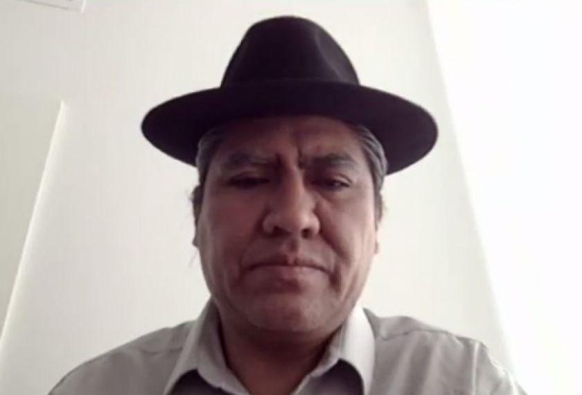 Excanciller Pary: Evo Morales renunció porque ya no tenía posibilidades de administrar el Estado