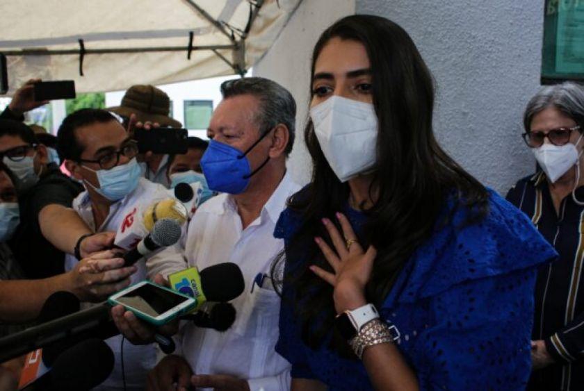 Opositores denuncian retención de candidata a la vicepresidencia en Nicaragua