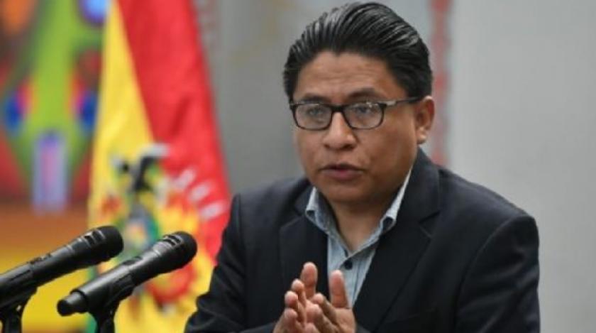 Ministro Lima: Nunca hubo reconocimiento del TCP a la autoproclamación de Jeanine Áñez