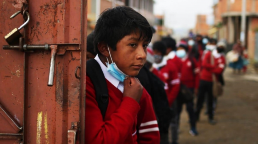 Informan que estudiantes de La Paz y El Alto migran al área rural para pasar clases presenciales
