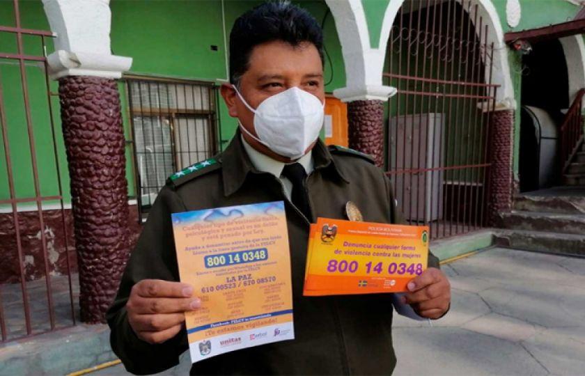 La Paz: FELCV y la falta de financiamiento: 'Hay casos en que nuestros funcionarios dan de su bolsillo'