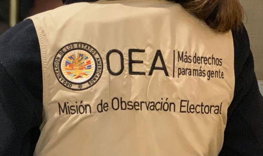 OEA ratifica su informe sobre elecciones de 2019 y ve 'profundas deficiencias' en pericia española