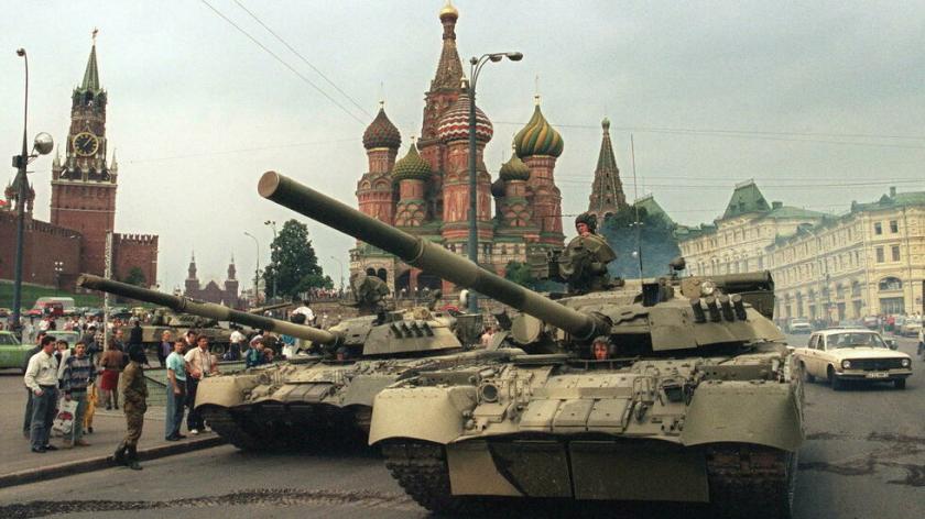 Hace 30 años un fallido golpe de Estado provocaba el fin de la URSS