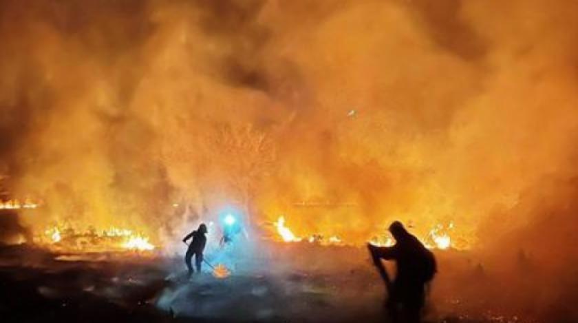 Incendios en Santa Cruz afectan 280.419 hectáreas y nueve municipios están en emergencia