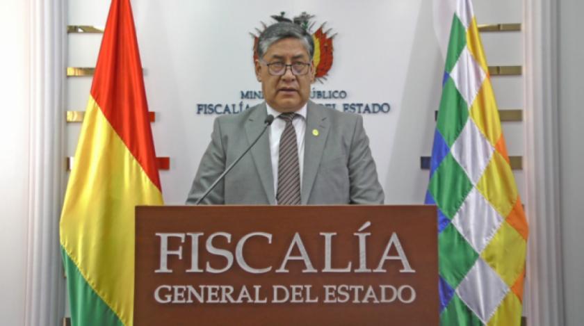"""Fiscalía General pide juicio de responsabilidades a Añez por """"genocidio"""" en Sacaba y Senkata"""