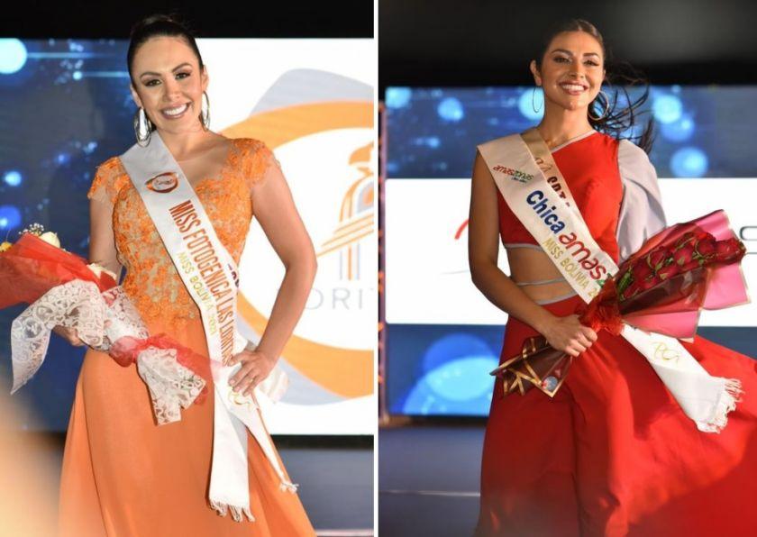 Potosinas ganan dos de los seis títulos previos del Miss Bolivia (incluye videos)