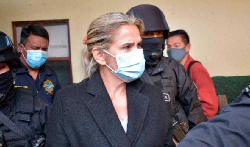 El TSJ tratará hoy pedido de juicio contra Jeanine Añez por masacres de Senkata y Sacaba