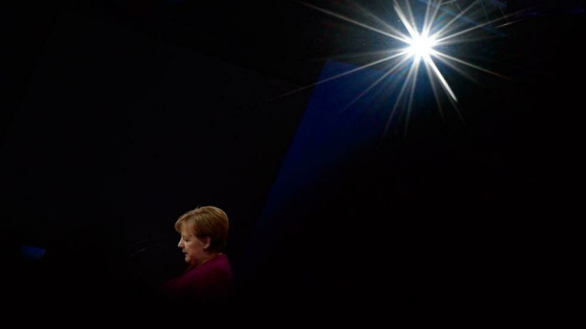 "Merkel, la ""inoxidable"" canciller alemana se dispone a abandonar el poder"