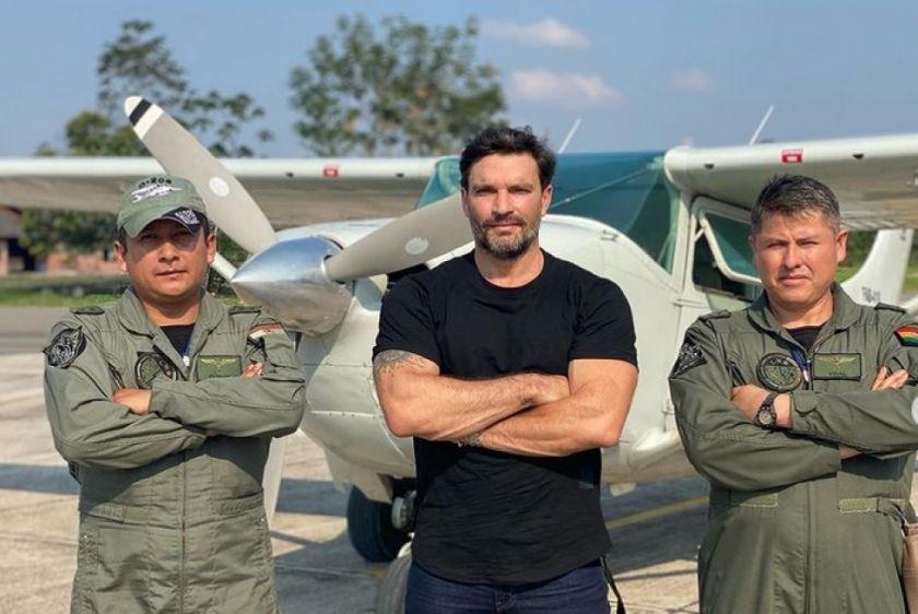 Diputada de CC denuncia que producción extranjera usó avionetas de la FAB en documental sobre Evo Morales