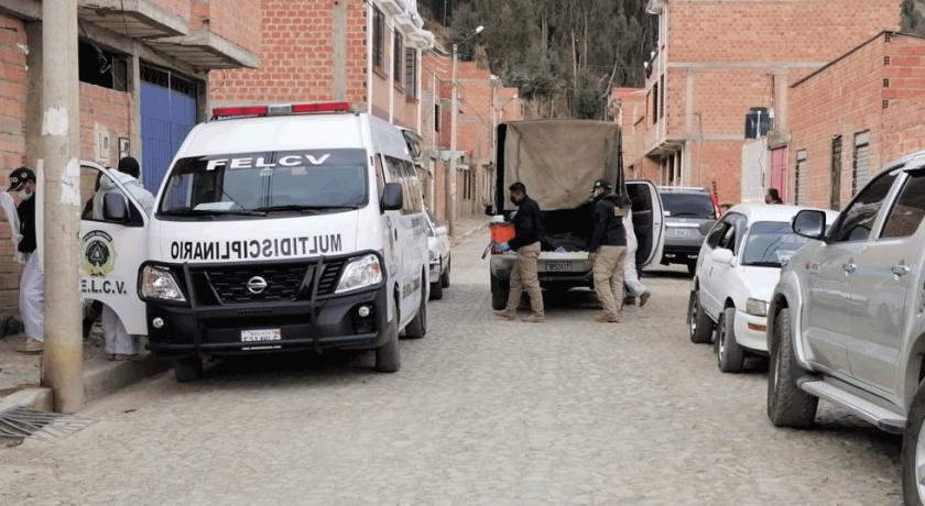Reportan nuevo caso de descuartizamiento; encontraron restos en una zona paceña