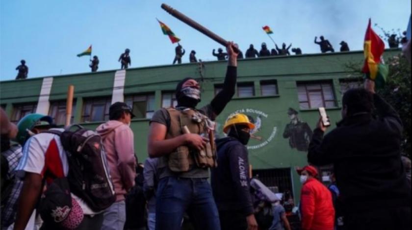 Esposas de policías en emergencia por bajas de uniformados, definirán medidas de presión