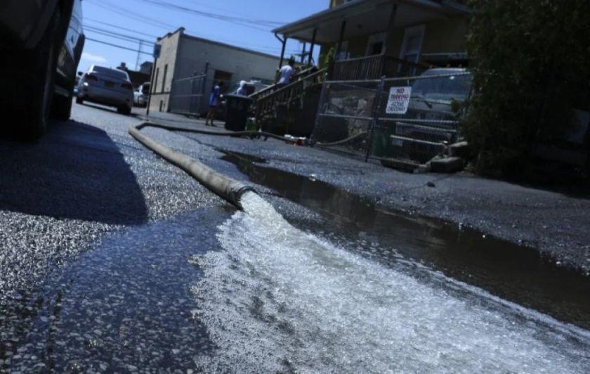 Biden visita región de Nueva York para medir impacto de la tormenta Ida