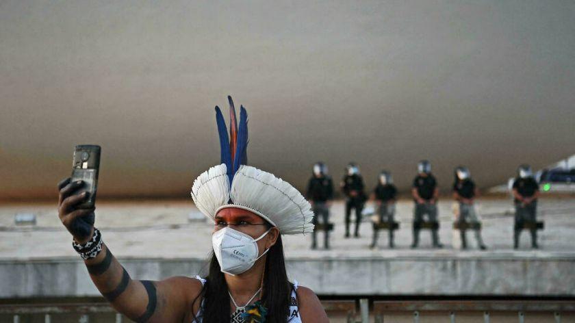 ¿Qué está en juego en el 'juicio del siglo' sobre las tierras indígenas en Brasil?