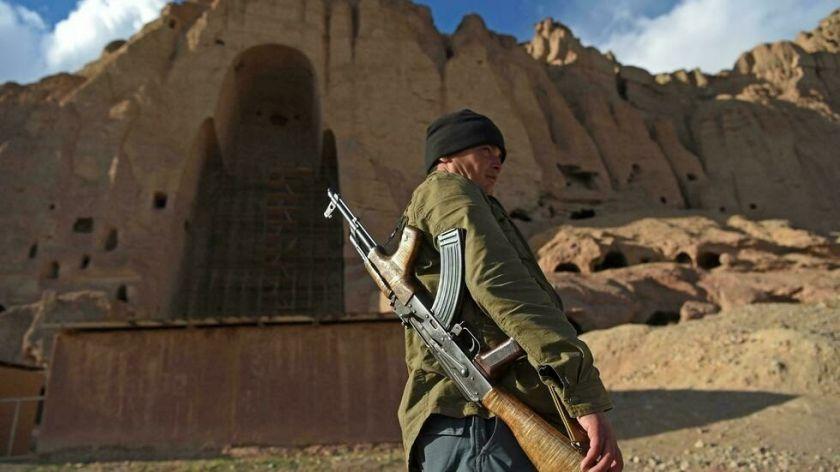 El ascenso de los talibanes causa temor por el patrimonio de Afganistán