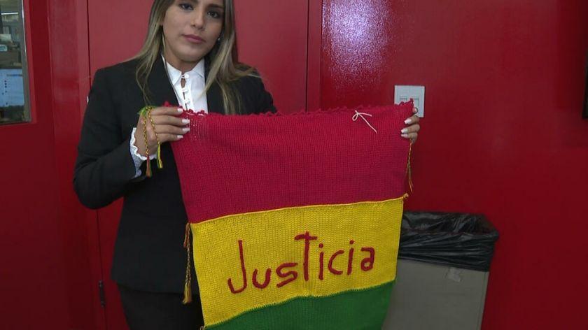 """Hija de Áñez acusa a Evo Morales de tener a su madre como """"trofeo"""" y ruega por su vida"""
