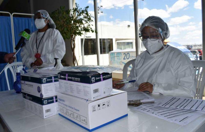 Aeropuertos del eje troncal contarán con puntos de vacunación contra el COVID-19