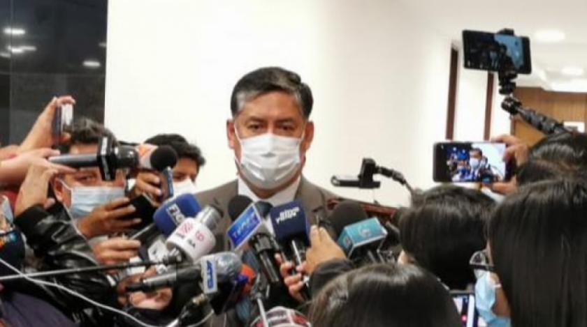"""Fiscalía oficializa pedido de extradición de Arturo Murillo por el caso """"gases lacrimógenos"""""""