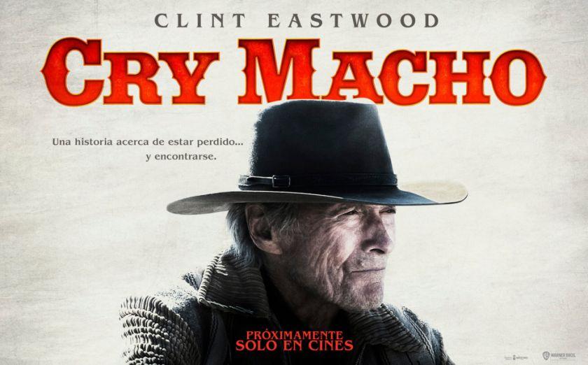 """""""Cry Macho"""" llega al cine en Potosí y se estrena hoy"""