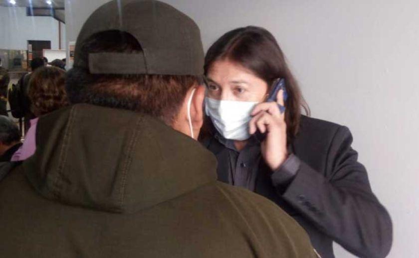 Detención de Marcel Rivas vence en octubre y su defensa espera que luego pueda defenderse en libertad