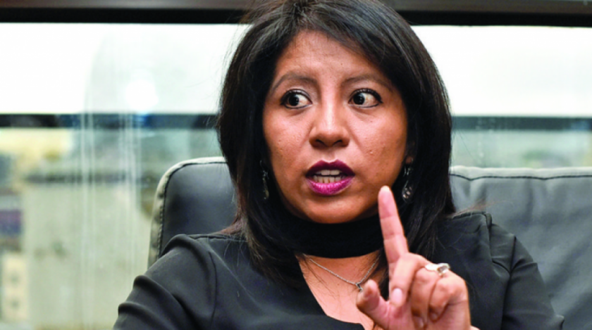 Defensoría del Pueblo afirma que no presentó ninguna denuncia por discriminación contra Arias