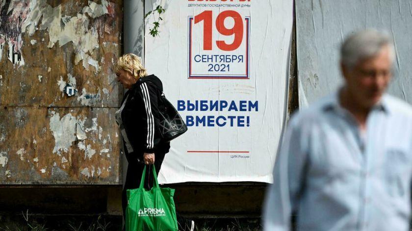 Desde prisioneros hasta exagentes, los candidatos más singulares de las elecciones rusas