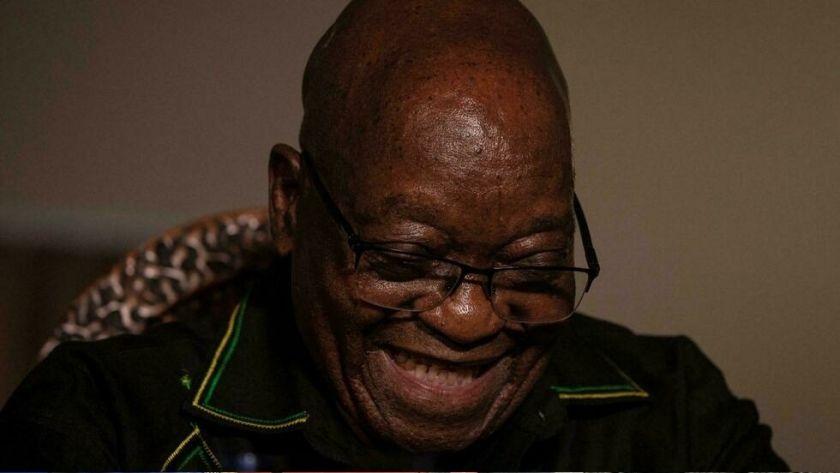 Expresidente sudafricano Zuma, ausente en la reapertura de su juicio por motivos de salud