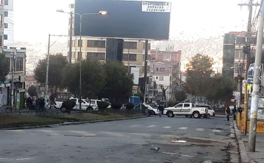 Policía reporta seis arrestados en el conflicto de la Adepcoca