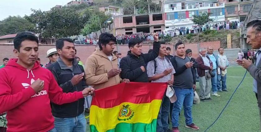 Cocaleros conforman un 'Comité de Autodefensa' que busca recuperar el mercado de Villa Fátima