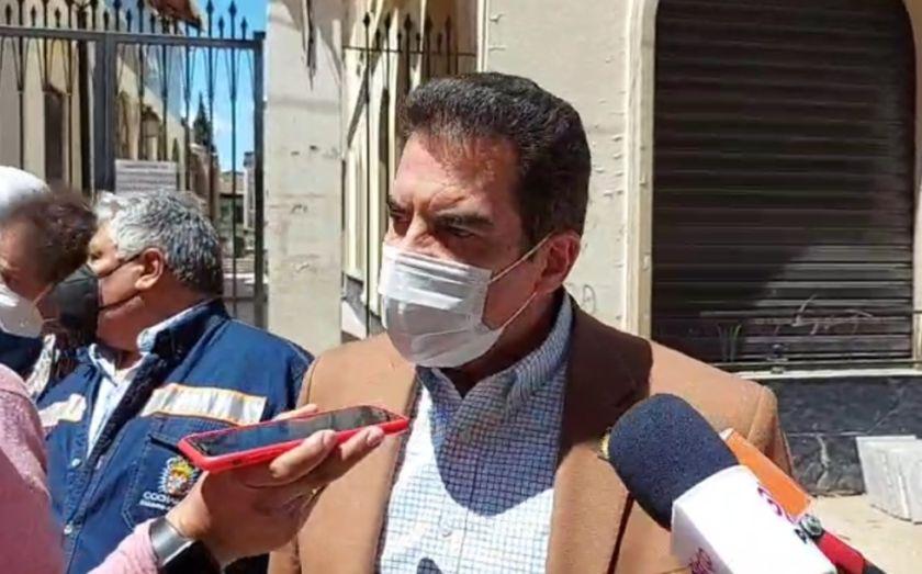 El Gobernador de Cochabamba deja en manos de la Justicia la situación de Reyes Villa
