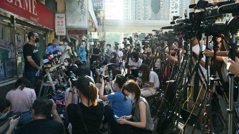 Se disuelve en Hong Kong el grupo organizador de actos en memoria de Tiananmen