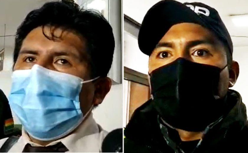 Periodista y policía se reúnen y dan por zanjada la controversia por el arresto
